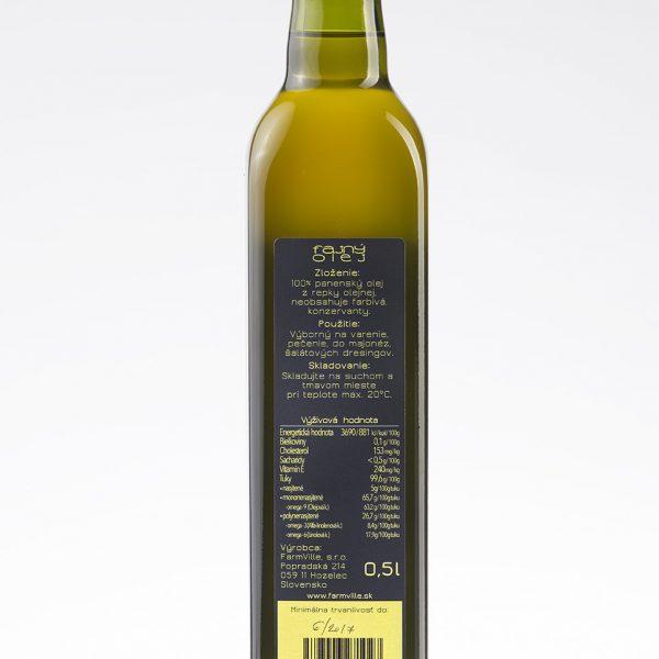 fajný olej - repkový